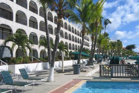 Beachfront Suite - Dutch St. Martin