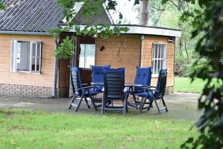 Knus vakantiehuisje nabij Ootmarsum,  Springendal.