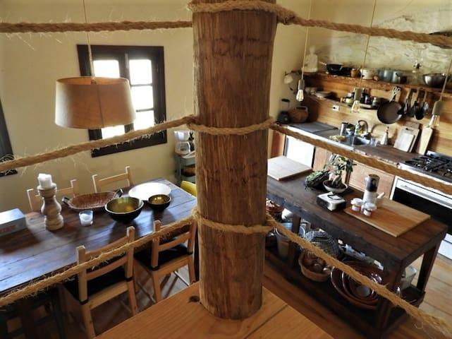 Casa na montanha-Na paz de Palas
