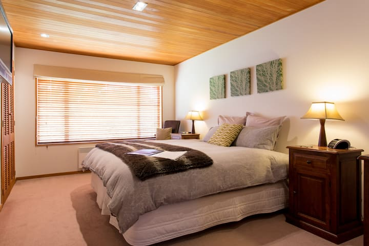 Superking/Twin Room - Glenorchy Lake House