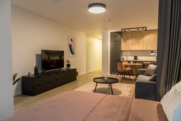 Apartments Laisve #4 (46 sq.m)
