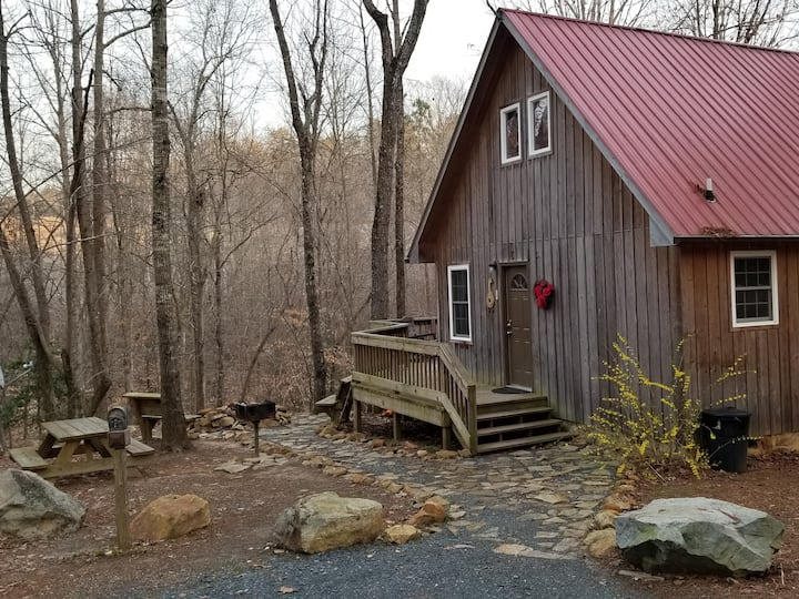 Willow Creek Cabin