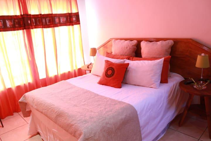 Cinematic Guest House- Casablanca Room
