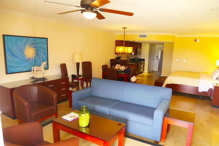 Studio Suite Divi Golf & Beach