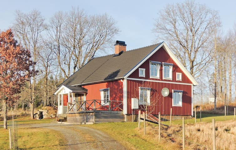 Holiday cottage with 3 bedrooms on 140 m² in Sävsjö