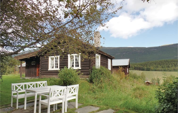 Holiday cottage with 1 bedroom on 65m² in Vågå