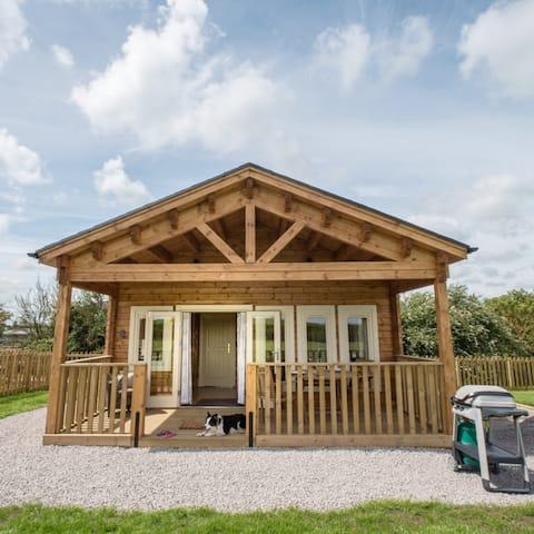 'Posie' at West View Farm Lodges