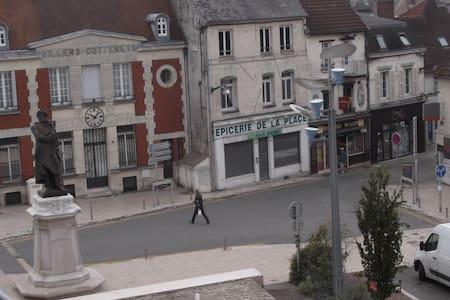 Appartement place centrale Villers-Cotterêts - Villers-Cotterêts - アパート