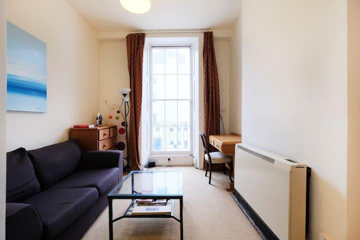 Cozy, Modern Flat For 2 Near Baker Street