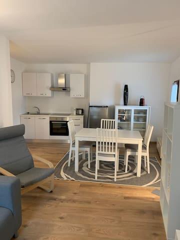 Mountain Apartment in SILVAPLANA (CHESA POSTA)