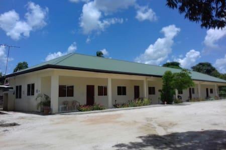 Luxury apartments Paramaribo, Indira Gandhiweg - De Nieuwe Grond - Appartement