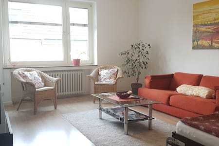 Apartment NO 1 Düsseldorf-Pempelfort 48m²