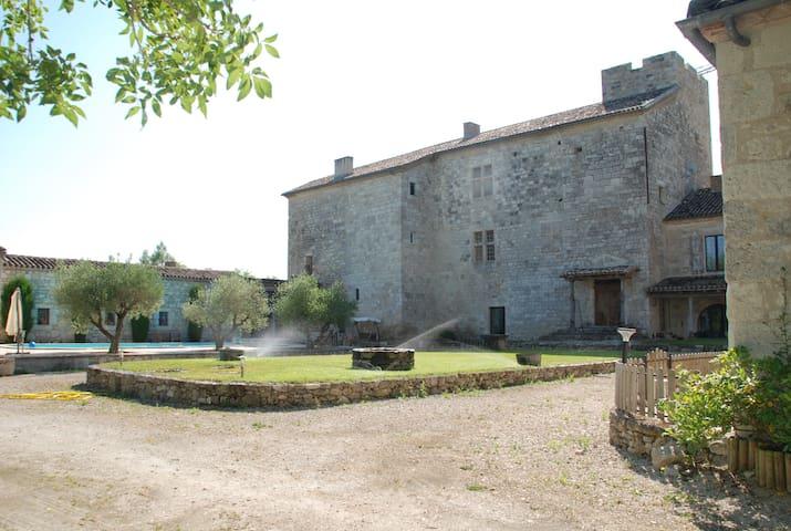 Gite de charme au château