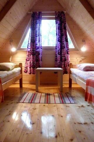 Single summer houses near the sea!