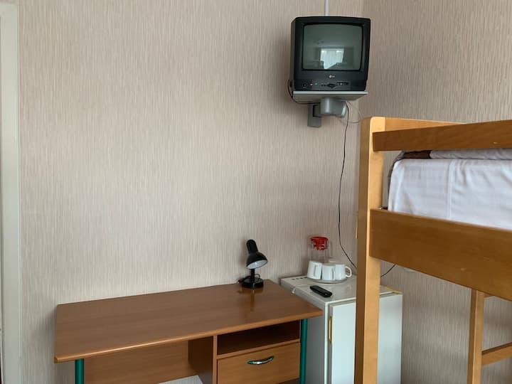 Комната в центре Академгородка