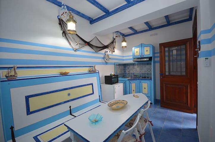 Casa Vacanza FRONTE MARE-2 - San Vito Lo Capo - Lägenhet