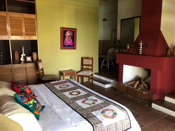 Los Olivos, Santiago Atitlán - Habitación # 2