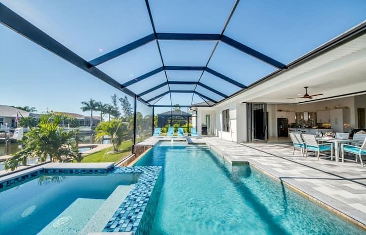 Villa Aviator new 3BR/3BA home with infinity pool