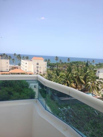 Vista del Balcón del comedor