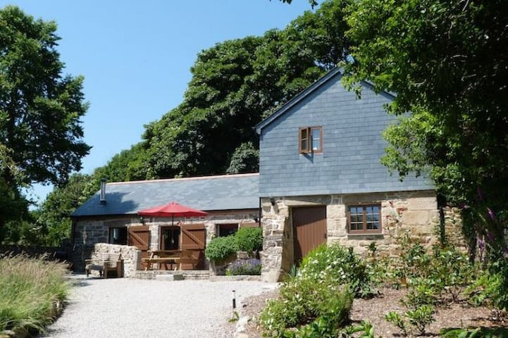 Church Close Cottage - Cusgarne near Falmouth - Talo