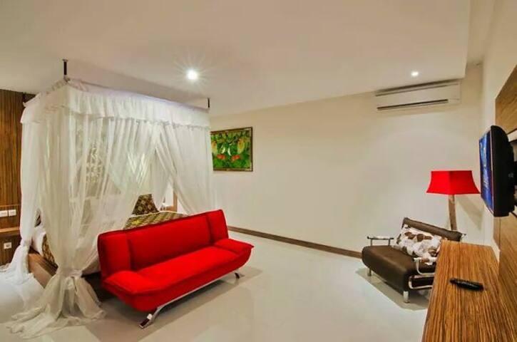One Bed Room Private pool Villa - Badung - Villa