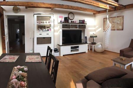 100m² Charmante Wohnung im Herzen von Frankfurt - Frankfurt am Main