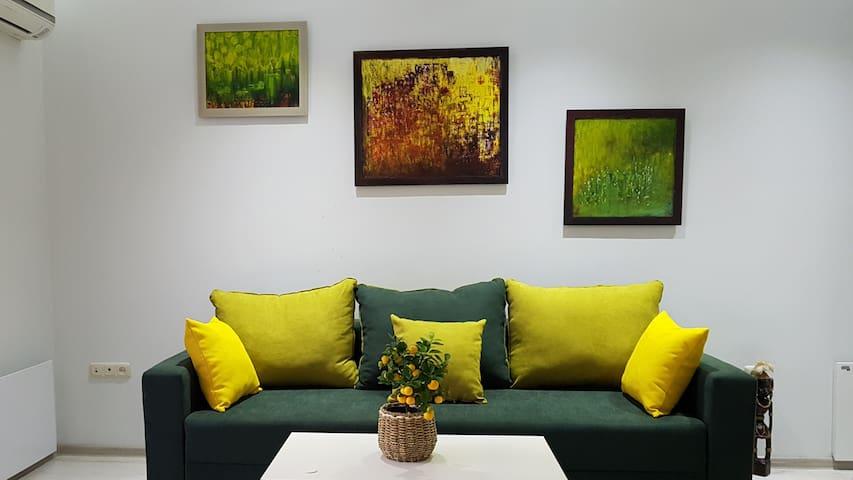 Gallery Apartment Saryan