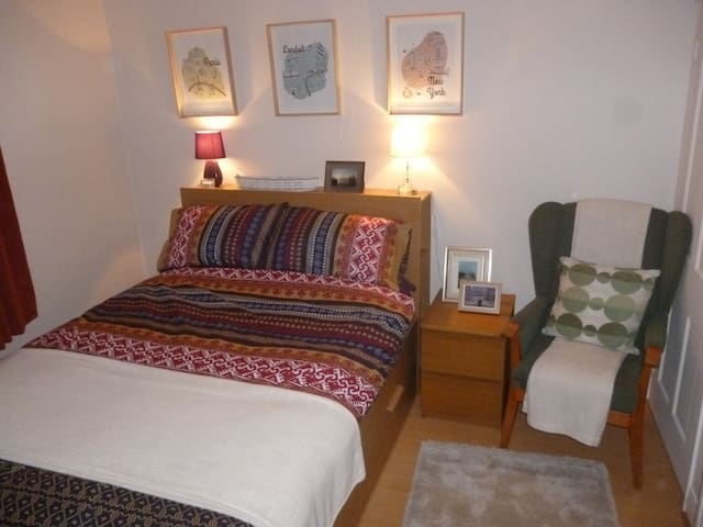 Double room near Watford Junction
