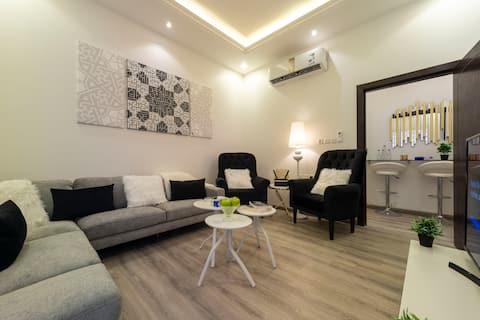 2 Bedrooms Apartment With Private Entrance