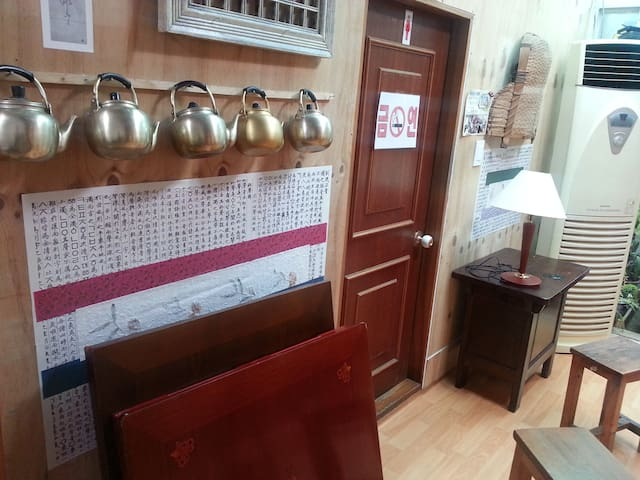 Traditional Hanok/8min from Anguk STN /북촌1/조식포함