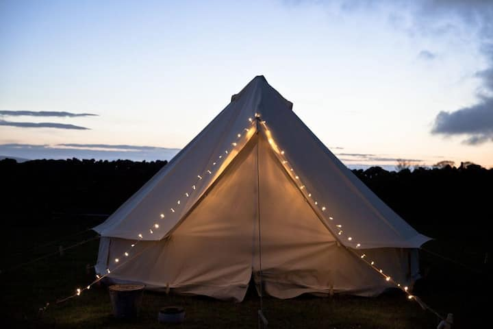 Glamping in the ❤️ of the country with firepit (2)