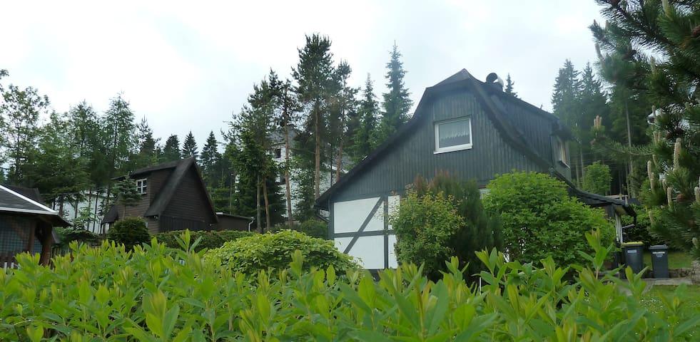 Ferienhaus May - Eibenstock - House