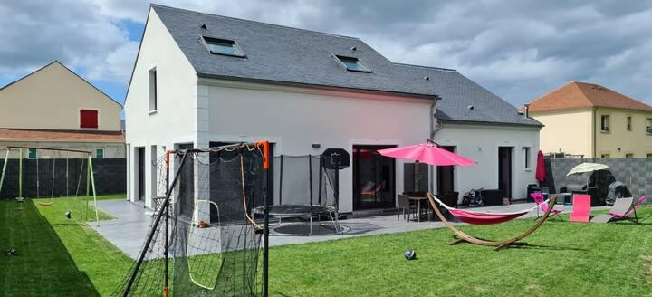 Superbe maison de vacances à Dammartin-en-Goële