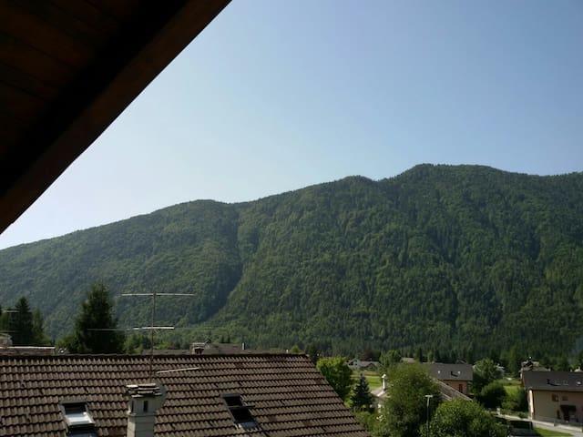 Mansarda due camere letto in Valle Vigezzo