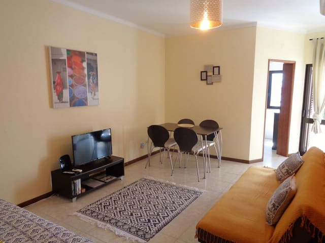 Apartment in Salgados Beach