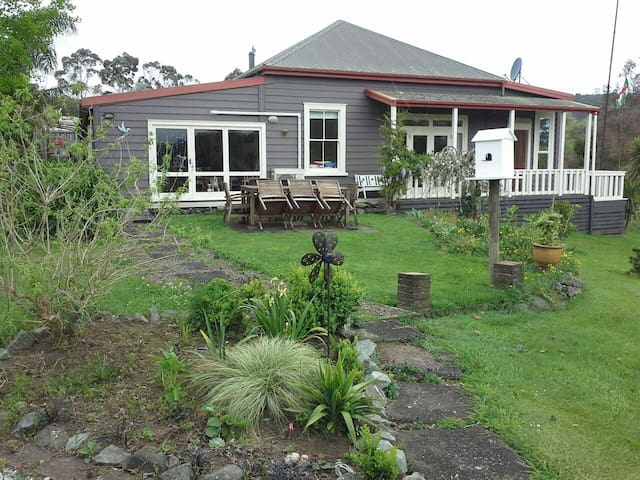 Riverbank B&B Waihi
