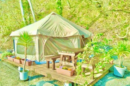 ◇Lakefront Camping◇湖の風グランピング