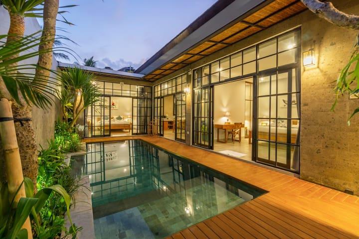 2BR Clean, Cozy Pool Villa close to Ubud Center #5