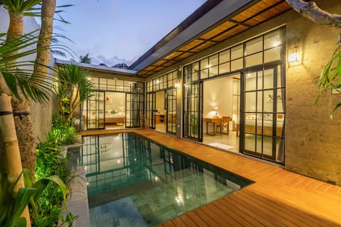 2BR Clean, Cozy Pool Villa close to Ubud Center #5