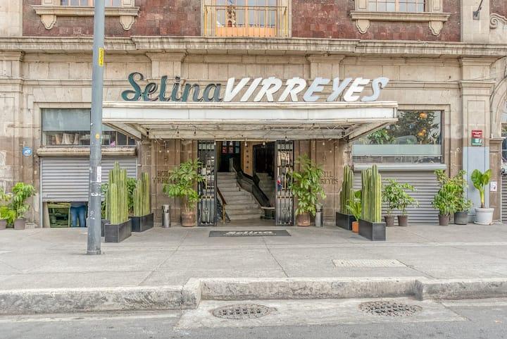 Selina Mexico City - Bed in Small Dorm Plus