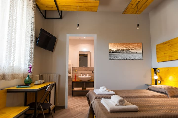 B&B L'Officina di Apollo - Stanza limone - Palerme - Bed & Breakfast