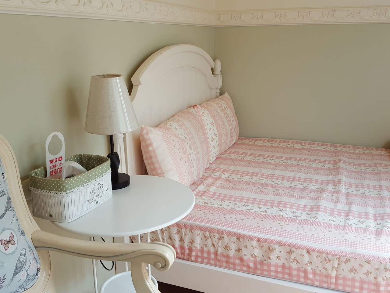 Peter Rabbit's Home-Double Room Shared Bathroom A3