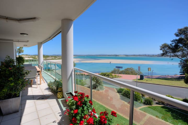 Luxury on the Lake - Forster - Apartament