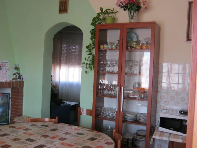 camera letto - Siamanna - Huis