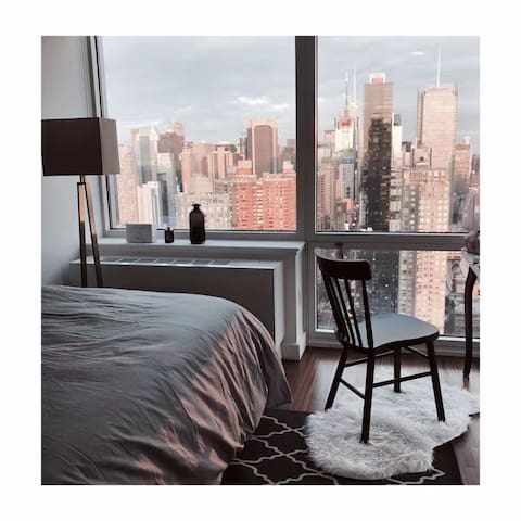 Silver Towers Times Square Luxury Apartment