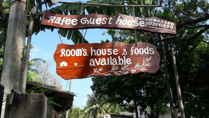 Rafee guest house
