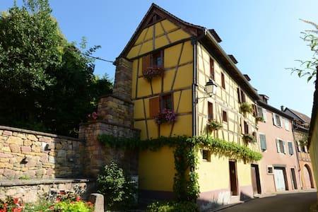 Maison de village à Turckheim - Haus