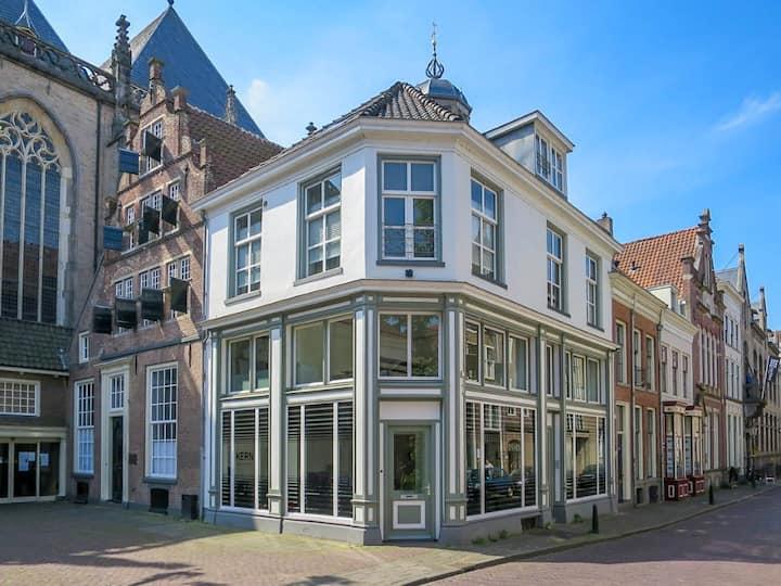 Prachtig appartement hartje centrum Deventer