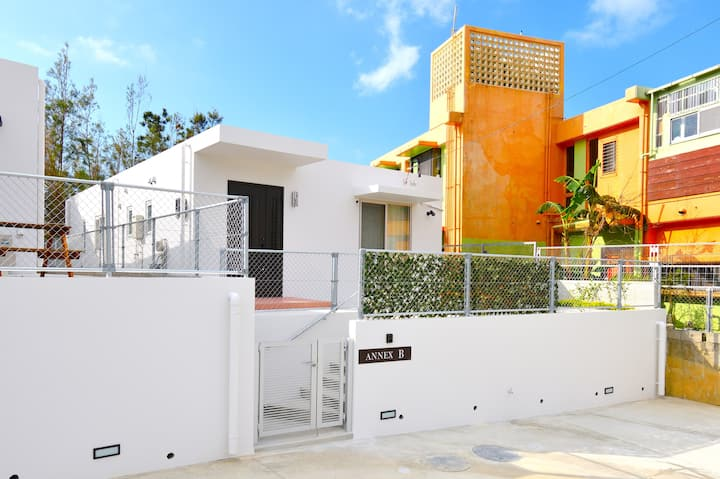 Annex B Onna Well designed  3 Bed Room  House 84㎡