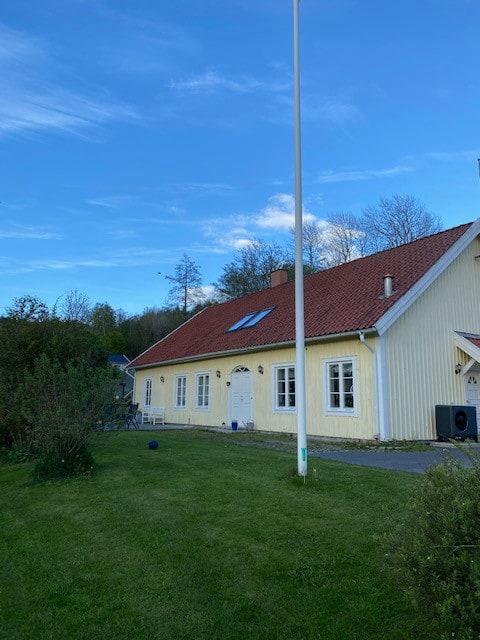 Lantidyll med närhet till Marstrand och salta bad